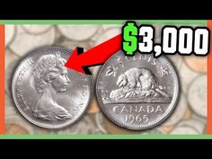 10 EXTREMELY VALUABLE CANADIAN COINS WORTH MONEY - RARE CANADIAN COINS TO LOOK FOR!! - YouTube