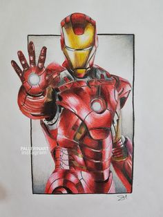 Iron man ❤