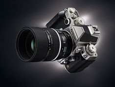 Nikon Df ambiance
