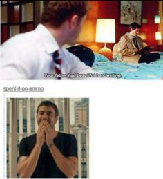 John Winchester is thrilled about that...