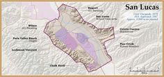 AVA's (American Viticultural Area) | Monterey County Vintners & Growers Association San Lucas