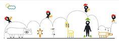 ¿Sabías que los parques también meriendan? Acompaña a Alberto en esta divertida aventura y descubre la maravillosa fauna que vive con nosotros, donde menos te lo esperas... Nos lo muestran Cecilia Moreno (ilustraciones) y Pablo Albo (texto) en La merienda del parque (Narval).