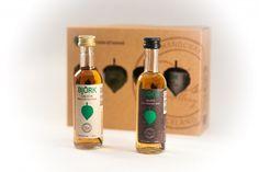 Birch-flavor Icelandic liqueurs