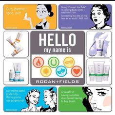 Rodan and Fields is hands down the BEST skincare I have ever used - and I've tried about everything on my sensitive skin. We have the perfect regimen for every skin concern! www.mollyrevers.myrandf.com