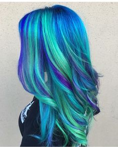 might have to dye my hair like this after my current colors fade