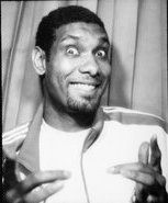How is he not everyone's favorite basketball player? (Tim Duncan)