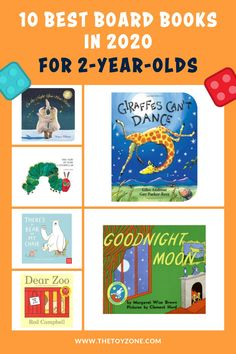 We came up with a list of the top quality books for two-year-olds. These stories are great to read aloud as a way to calm kids down, especially around bedtime. They feature gorgeously colored pictures. Some are classic, some are good learning tools, and others are simply funny. Check out our list to view our favorite picks. Learning Tools, Kids Learning, Gerald The Giraffe, Giraffes Cant Dance, Dear Zoo, Cool Toys For Boys, Margaret Wise Brown, Best Educational Toys, Beloved Book