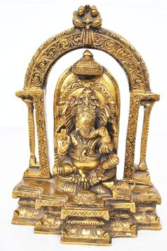 http://ashopi.com/Beautiful-Lord-ganesha-sitting-on-a-grand-and-classy-stage_772.html