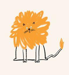Simple Illustration, Children's Book Illustration, Character Illustration, Graphic Design Illustration, Cute Animal Illustration, Rick Y, Illustrations And Posters, Animal Illustrations, Line Art