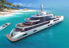 Luxury Yachts: Y.CO Announces Project INTENSITY