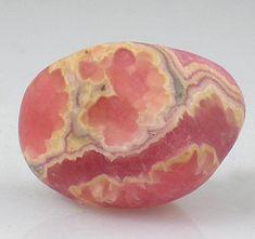 Sweet Pink Rhodochrosite Raw Crystal Gemstone