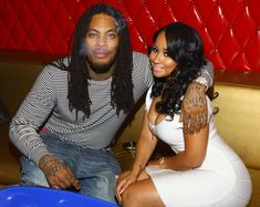 Tammy Rivera And Waka Flocka Had Their Wedding Ceremony And Fans Are Debating Her Dress – Check Out The Videos Waka Flocka And Tammy, Tammy And Waka, Hot Couples, Black Couples, Celebrity News, Celebrity Style, Tammy Rivera, Love You Babe, Lauren London