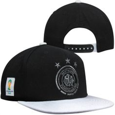 eebd4892d34 adidas Germany 2014 World Cup Soccer Snapback Hat World Cup 2018