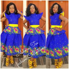 Xitsonga tradition African Traditional Wear, African Dress, Weeding, Levis, African Fashion, Style Fashion, Wedding Planning, Summer Dresses, Modern