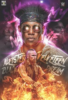 NXT War Games: Aleister Black vs Velveteen Dream