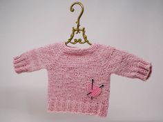 Anzeige: Babypulli stricken mit Snaply - Kostenlose Anleitung