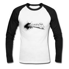 T-Shirt für Eisenbahn-Freaks