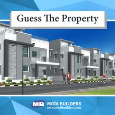 Real Estate Contest by Modi Builders Participate in the contest and get shortlisted for property draw.