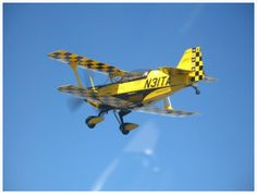 Aerobatic Biplane Thrill Ride