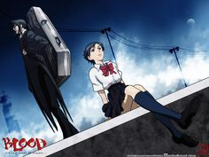 Blood Plus - second most favorite anime