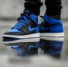 "Air Jordan 1 Retro High ""Royal Blue"""