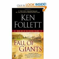Fall of Giants: Book One of the Century Trilogy: Amazon.ca: Ken Follett: Books