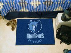 "Memphis Grizzlies Starter Rug 19"" x 30"""