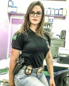 Woman with Weapons.Yes!