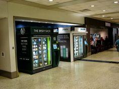 Stranezze dal mondo: Make-up Vending Machines