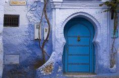 Medina di Chefchaouen, Marocco