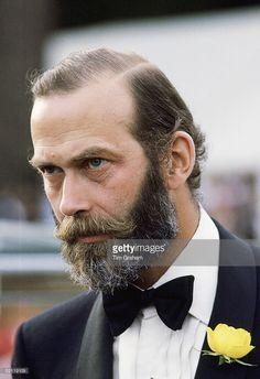 Prince Michael Of Kent Portrait