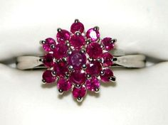 bright red ruby ring from crimeajewel