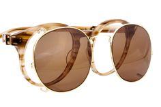 Customizable Clip-On Sunglasses.