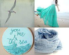 The Sea by Ana Cravidao on Etsy--Pinned with TreasuryPin.com 2015-04-12