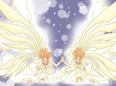 "Tsubasa: RESERVoir CHRoNiCLE, Princess Sakura, Princess ""Sakura"", Princess"
