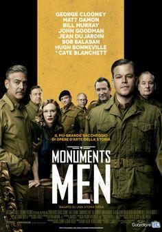 Film Monuments Men del 2014 in Streaming su http://www.guardarefilm.com/streaming-film/92-monuments-men-2014.html dal regista George Clooney e' basato su una storia realmente vissuta. Siamo negli anni della seconda guerra mondiale, i nazisti scappano portando via numerose opere d'arte rubate da Hitler...