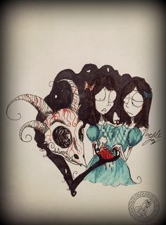 Contest Entry: (FB) How to Woo Siamese Twins by RazTheSphinx on DeviantArt