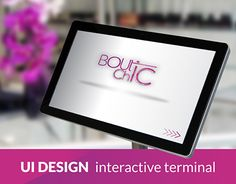 "Check out new work on my @Behance portfolio: ""UI design : interactive terminal"" http://be.net/gallery/34031856/UI-design-interactive-terminal"