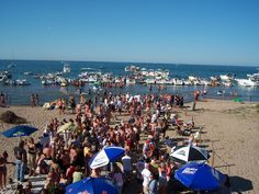 Going to miss going to Marge's this summer! Nothing beats tailgaiting on a boat!!!