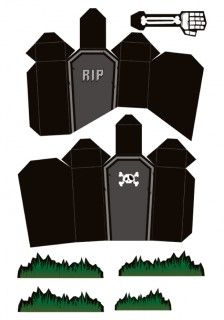 Blog_Paper_Toy_papertoy_Ouch_My_Head_tombstones_template_preview