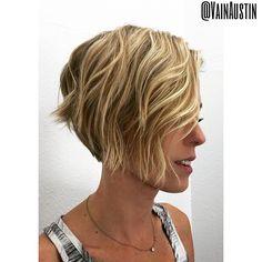 Haircut and Color by Jesse #blonde #beachyblonde #beachhair #waves #hilites #hair #haircut #texture #austin #austinhair #austinhairstylist #vain #vainaustin #vainsalon #shorthair #beachbabe #behindthechair #btcpics #hotonbeauty #modernsalon #hairenvy #summerhair #summerwaves @sassjass