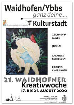 Waidhofen sucht seine kreativen Seiten! Chor, Animals, Corona, String Quartet, Music School, Addiction, Creative, Animales, Animaux