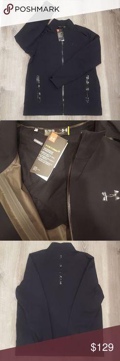 online retailer 8379a fa437 Shop Men s Under Armour Black size XL Performance Jackets at a discounted  price at Poshmark. Description  Under Armour Men s Storm GORE-TEX Paclite  Jacket.