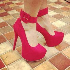 Red heels  ❤❤❤