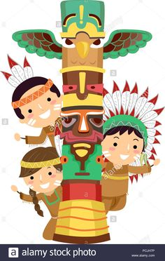 Pow Wow Party, Decoration, Tigger, Bowser, Indiana, Totem, Disney Characters, Fictional Characters, Clip Art