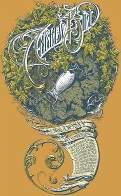 Andrew Bird: Fall by Aaron Horkey