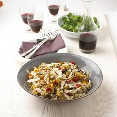 Mary Berry - Roasted Vegetable Risotto