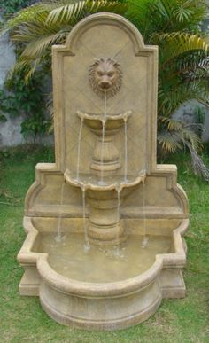1000 Images About Fountains On Pinterest Wall Fountains