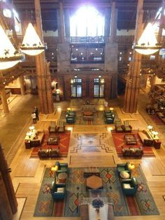 Disney's Wilderness Lodge- I was one of the fortunate ones who opened this hotel.