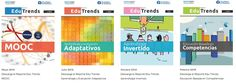 4 Sensacionales Informes sobre Tecnología para la Educación | #eBooks #Educación